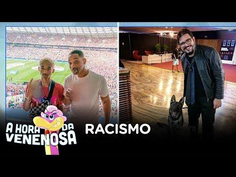 Humorista brasileiro faz piada racista com filho de Will Smith