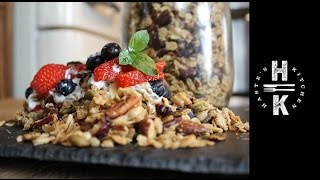 Clean Eating - Healthy Granola
