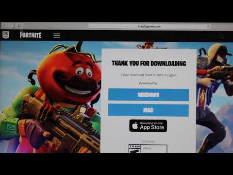 How To Download Fortnite For Free On Macbook Air/pro  Very Easy