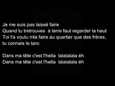ANAS - Connexion Échouée - Lyrics