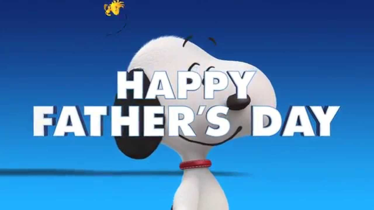 Snoopy & Charlie Brown: The Peanuts Movie ['Happy's Father