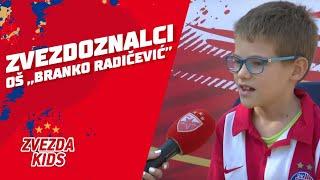 "ZVEZDOZNALCI - OŠ ""BRANKO RADIČEVIĆ"