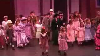 Wells Fargo Wagon- The Music Man MTAOC