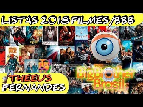 SAIU NOVAS LISTAS IPTV 2018 - FILMES/SERIES/BBB 18