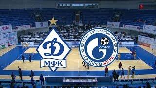 DYNAMO vs GAZPROM-YUGRA. Futsal Cup of Russia. 1/2-1. 03/03/2015