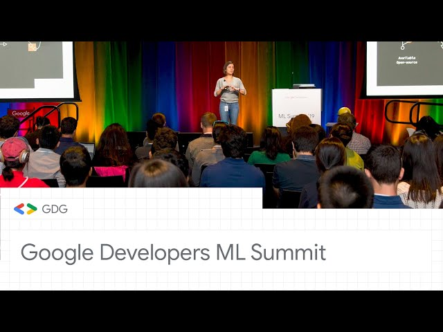 Google Developers ML Summit