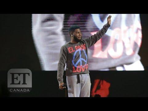 Khalid Hosts El Paso Benefit Concert Mp3
