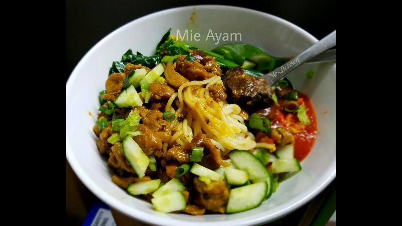 cara membuat mie ayam paling enak dari berbagai daerah rh ramesia com