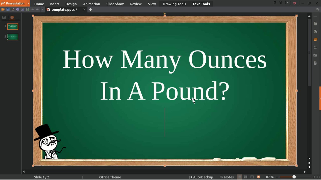 How Many Ounces In A Pound - YouTube