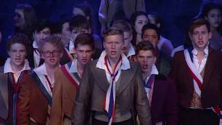 les miserables live do you hear the people sing