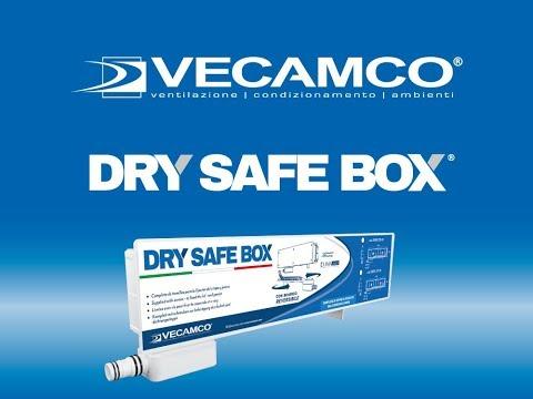 Cassetta di predisposizione con sifone - DRY SAFE BOX