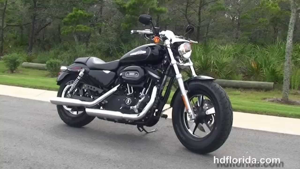 used 2012 harley davidson sportster 1200 custom motorcycles for sale ocala fl youtube. Black Bedroom Furniture Sets. Home Design Ideas