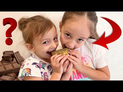 Лера и истории про вредные сладости! | Видео для детей | Lera Vlog