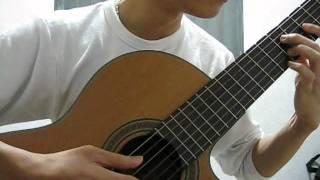 Nỗi nhớ mùa đông (Classical guitar)
