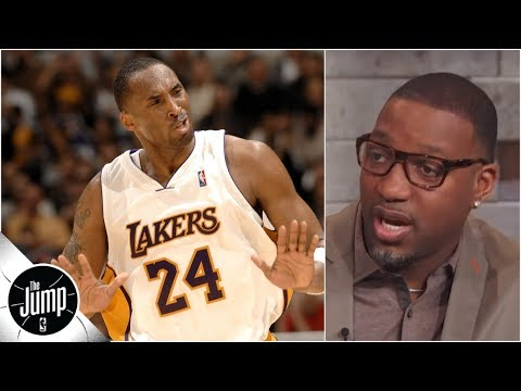 Kobe Bryant could score 100 in a game in today's NBA - Tracy McGrady | The Jump thumbnail