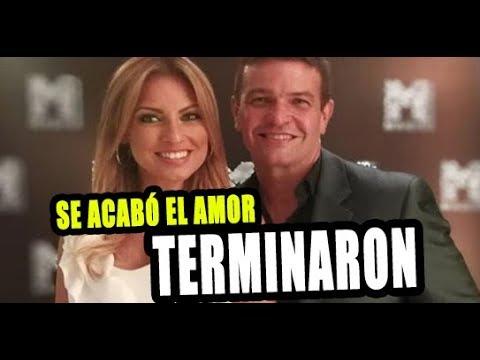 KARINA RIVERA Y ORLANDO FUNDICHELY LE PUSIERON FIN A SU MATRIMONIO?