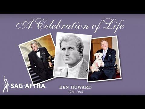 A Celebration of Life: Ken Howard