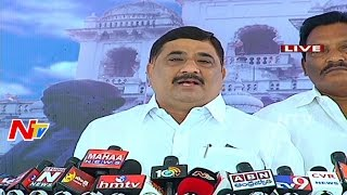Kalva Srinivas speech at Assembly Media Point | Day-5 Monsoon Session