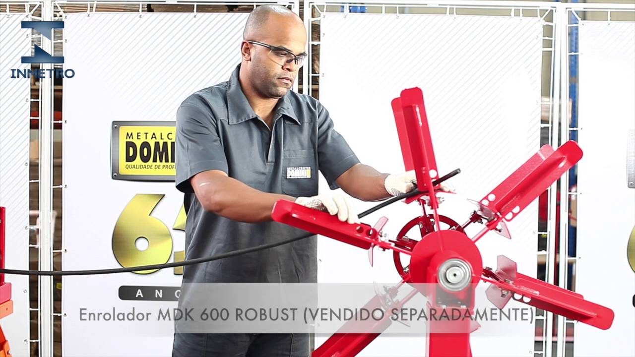 5f36b0e95 Medidor de Cabos MDK 500 ROBUST - R2 - YouTube