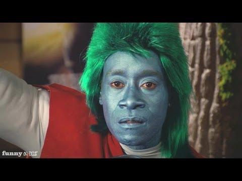 Don Cheadle is Captain Planet  Part 2
