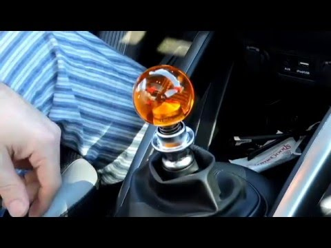 Veloster shift knob upgrade