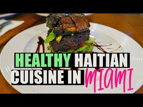 Miami Living 2018 | Miami NFL Players Love This Healthy Hidden Gem - KC Healthy Cooking in Miami