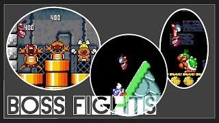 Boss Fights • Super Diagonal Mario 2 - The Ultimate Meme Machine (