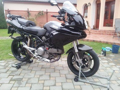 Ducati Multistrada 1000 DS 2004  YouTube