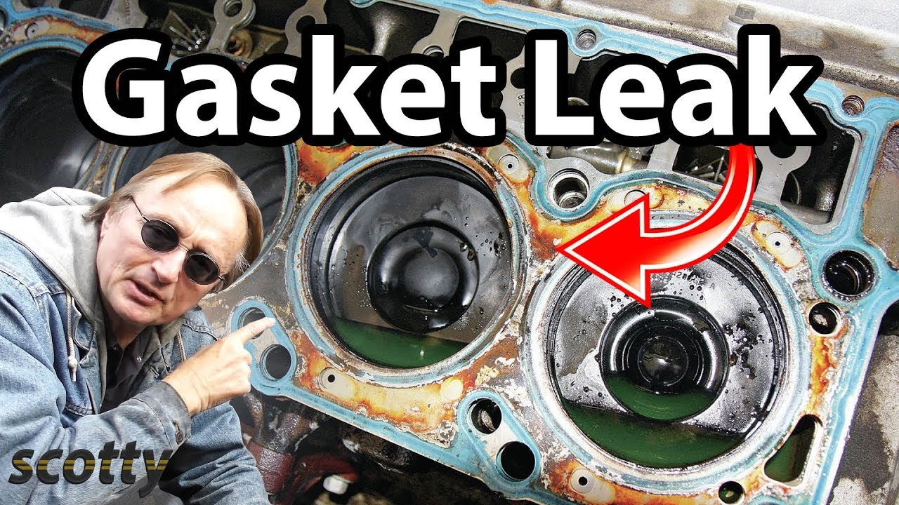 How to Fix a Head Gasket Leak in Your Car  YouTube