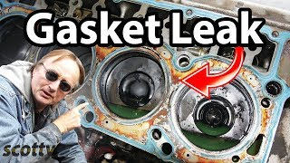 Fixing Tough Head Gasket Leaks