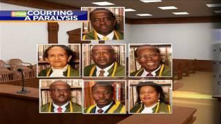 Crisis in Judiciary