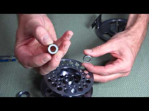 Traditional Fly Reel Switching Retrieve Direction