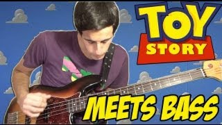 Toy Story Meets Bass