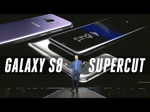 Samsung's Galaxy S8 launch event in 10 minutes