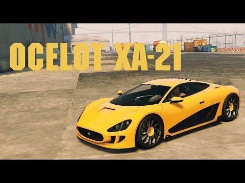 Gta Online New Car Ocelot