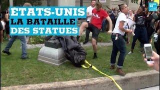 États-Unis : la guerre des statues est déclarée