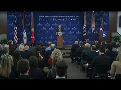 Mattis: Shutdown Would Harm Military Operations