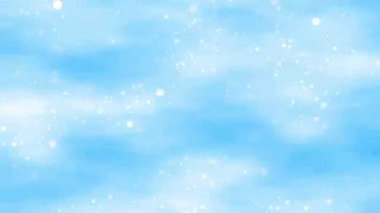 sky with bubbles and pretty effects background hd youtube