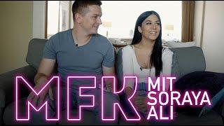 MFK mit Soraya Ali | Julienco, Jasmin Azizam & Marvyn Macnificent