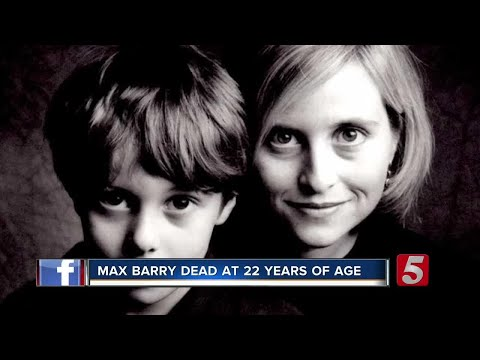 Max Barry Dead At 22 Years Of Age