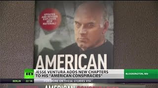 'Presidential campaigns are a media circus' – Jesse Ventura talks conspiracies, new book