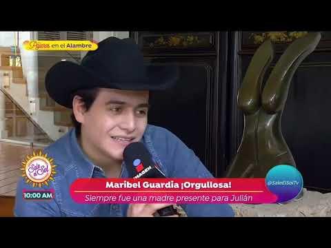 """Julián Figueroa lanza """"Ay amor""""   Sale el Sol"""