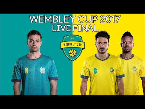 Wembley Cup 2017 LIVE FINAL – Hashtag United vs Tekkers Town