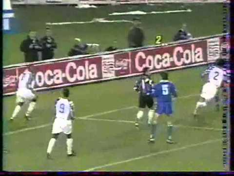 PSG 4-1 Real Madrid (1/4 de Coupe UEFA 1992-1993)