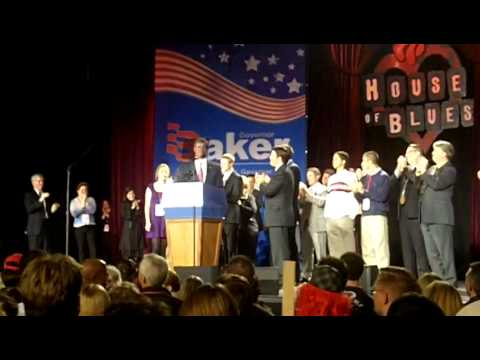 Charlie Baker Concession Speech
