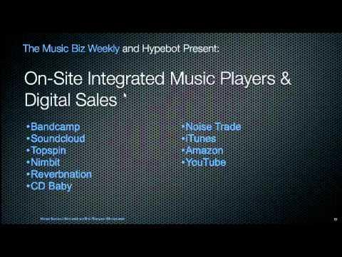 Direct to Fan Music Marketing - Music Players