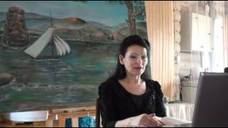 Для похудения: Беседа о водном дне, Галина Гроссманн