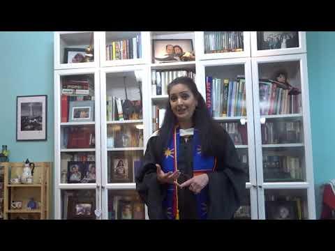 Senora Prendes Commencement Speaker 2020 - Maize Virtual Preparatory School