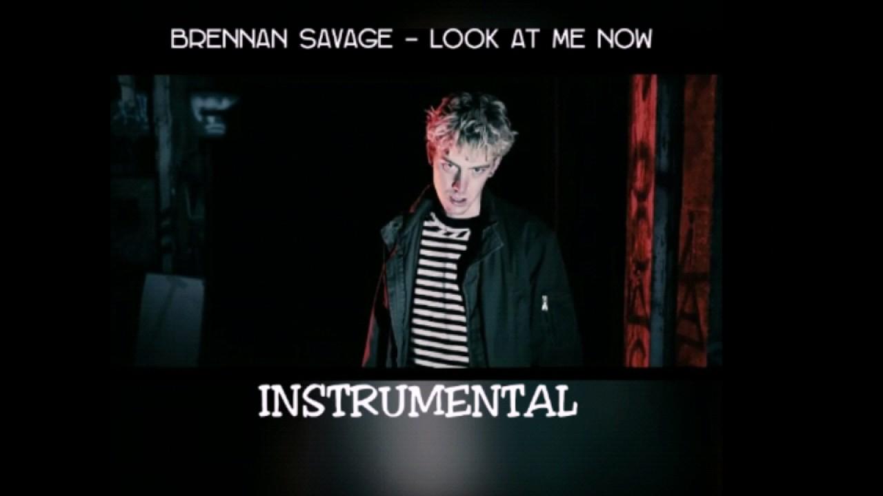 brennan savage look at me now instrumental youtube. Black Bedroom Furniture Sets. Home Design Ideas