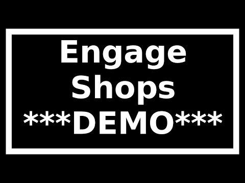 Engage Shops Review ***DEMO*** ***Bonus***. http://bit.ly/348KUyz